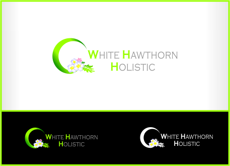 white hawthorn holistic A Logo, Monogram, or Icon  Draft # 634 by eagledesign69