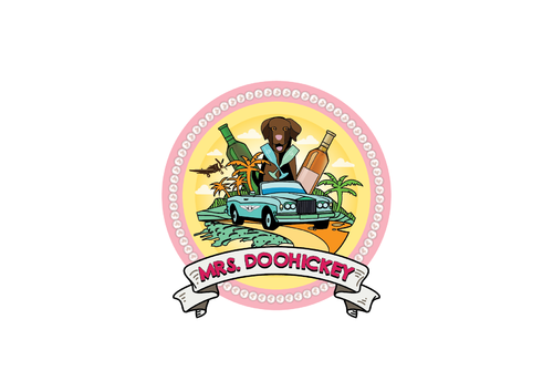 Mrs. Doohickey  A Logo, Monogram, or Icon  Draft # 128 by KenArrok
