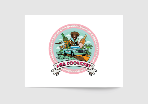 Mrs. Doohickey  A Logo, Monogram, or Icon  Draft # 129 by KenArrok