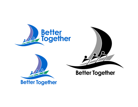 Better Together A Logo, Monogram, or Icon  Draft # 158 by odc69