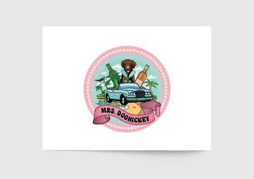 Mrs. Doohickey  A Logo, Monogram, or Icon  Draft # 131 by KenArrok
