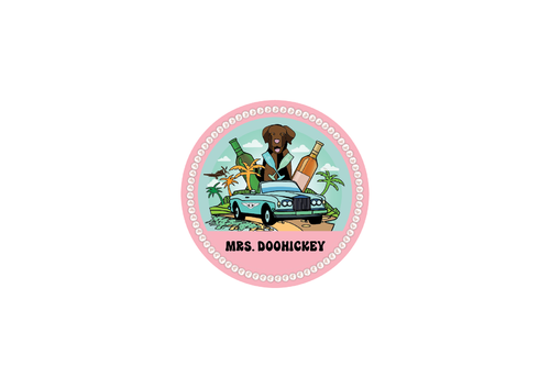 Mrs. Doohickey  A Logo, Monogram, or Icon  Draft # 136 by KenArrok