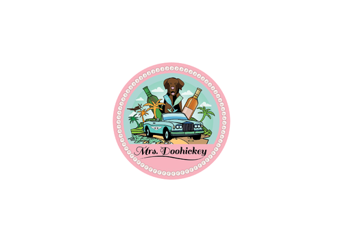 Mrs. Doohickey  A Logo, Monogram, or Icon  Draft # 138 by KenArrok