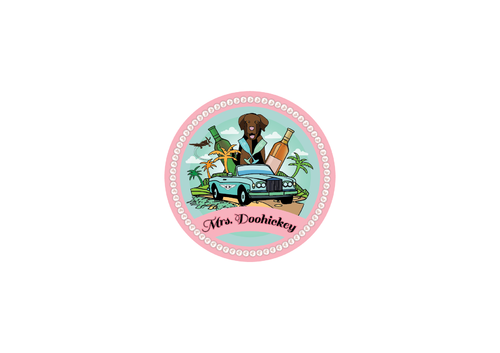 Mrs. Doohickey  A Logo, Monogram, or Icon  Draft # 140 by KenArrok