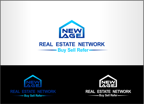 NEW AGE NETWORKS A Logo, Monogram, or Icon  Draft # 182 by eagledesign69
