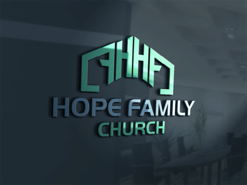 Hope Family Church A Logo, Monogram, or Icon  Draft # 17 by jhon99
