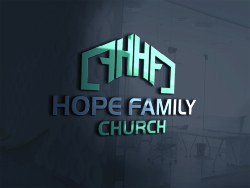Hope Family Church A Logo, Monogram, or Icon  Draft # 21 by jhon99