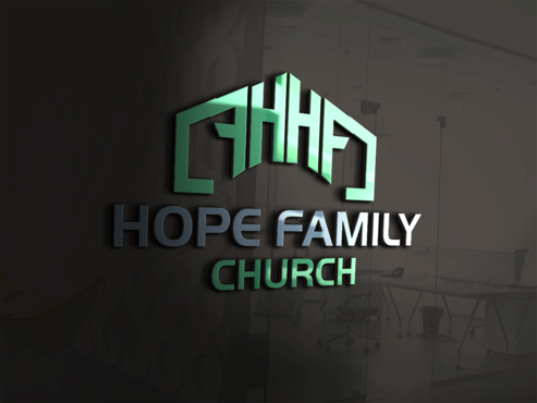 Hope Family Church A Logo, Monogram, or Icon  Draft # 22 by jhon99