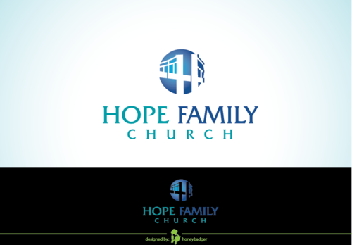 Hope Family Church A Logo, Monogram, or Icon  Draft # 23 by honeybadger