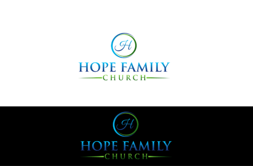 Hope Family Church A Logo, Monogram, or Icon  Draft # 44 by B4BEST