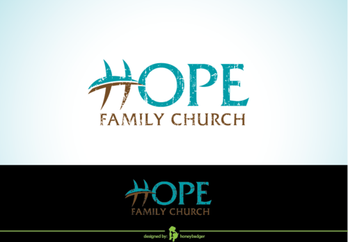 Hope Family Church A Logo, Monogram, or Icon  Draft # 73 by honeybadger