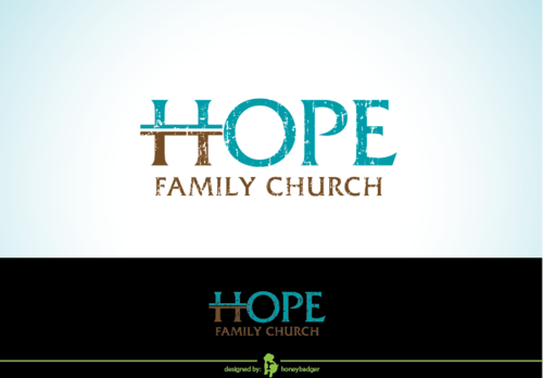 Hope Family Church A Logo, Monogram, or Icon  Draft # 74 by honeybadger