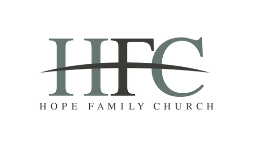 Hope Family Church A Logo, Monogram, or Icon  Draft # 80 by XWarrior