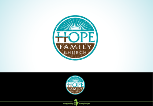 Hope Family Church A Logo, Monogram, or Icon  Draft # 87 by honeybadger