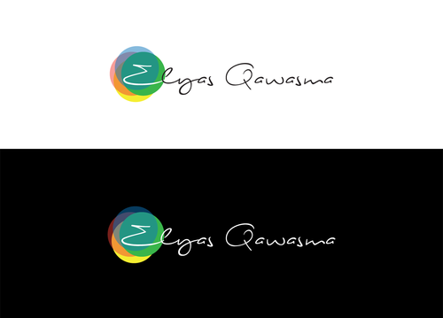 Elyas Qawasma Logo Winning Design by LogoSmith2
