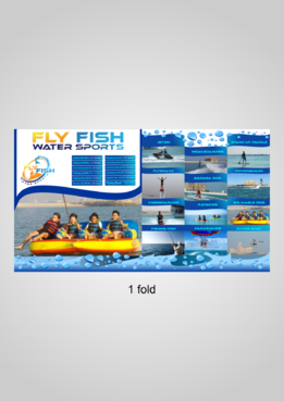 Fly Fish Marketing collateral  Draft # 21 by pRommeL21
