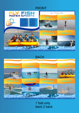 Fly Fish Marketing collateral  Draft # 28 by pRommeL21