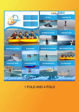 Fly Fish Marketing collateral  Draft # 33 by pRommeL21