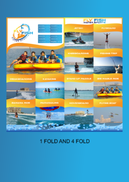 Fly Fish Marketing collateral  Draft # 34 by pRommeL21