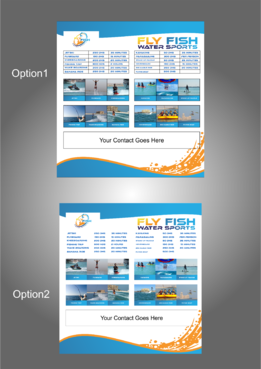 Fly Fish Marketing collateral  Draft # 35 by pRommeL21