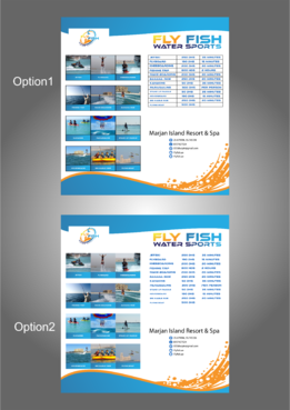 Fly Fish Marketing collateral  Draft # 36 by pRommeL21
