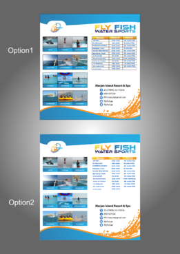 Fly Fish Marketing collateral  Draft # 39 by pRommeL21