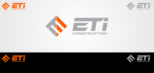 E.T.I Construction A Logo, Monogram, or Icon  Draft # 560 by Jaaaaay22