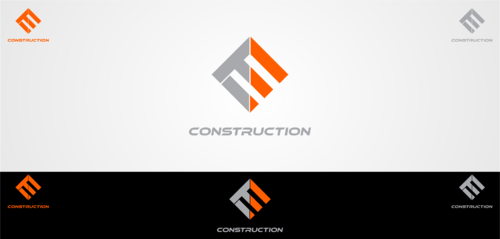 E.T.I Construction A Logo, Monogram, or Icon  Draft # 610 by Jaaaaay22