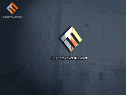 E.T.I Construction A Logo, Monogram, or Icon  Draft # 611 by Jaaaaay22