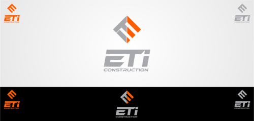 E.T.I Construction A Logo, Monogram, or Icon  Draft # 612 by Jaaaaay22