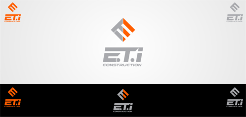 E.T.I Construction A Logo, Monogram, or Icon  Draft # 615 by Jaaaaay22