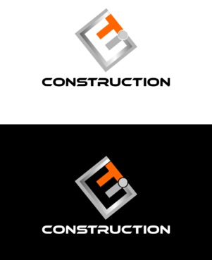 E.T.I Construction A Logo, Monogram, or Icon  Draft # 620 by pRommeL21
