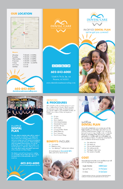 In-Office Dental Plan Marketing collateral  Draft # 21 by Achiver