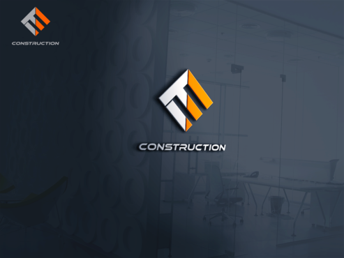 E.T.I Construction A Logo, Monogram, or Icon  Draft # 621 by Jaaaaay22