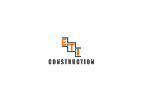 E.T.I Construction A Logo, Monogram, or Icon  Draft # 634 by fitri87