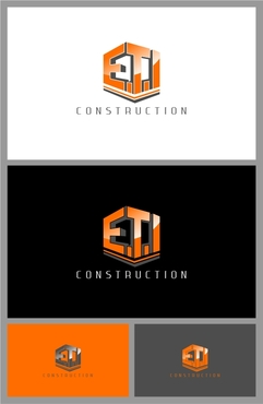 E.T.I Construction A Logo, Monogram, or Icon  Draft # 635 by fitri87