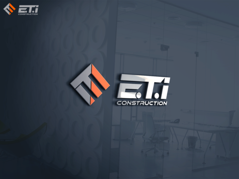 E.T.I Construction A Logo, Monogram, or Icon  Draft # 641 by Jaaaaay22
