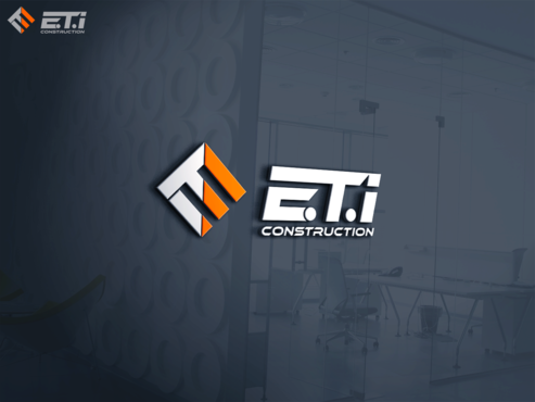 E.T.I Construction A Logo, Monogram, or Icon  Draft # 642 by Jaaaaay22