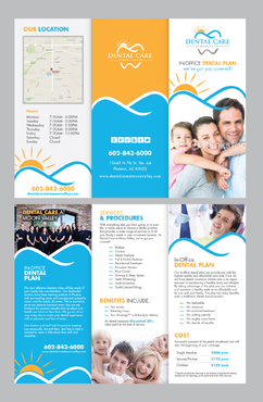 In-Office Dental Plan Marketing collateral  Draft # 28 by Achiver