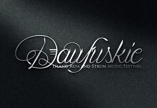 Daufuskie Island Rum and Strum Music Festival A Logo, Monogram, or Icon  Draft # 7 by LongliveUS
