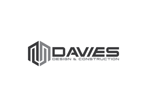 DAVIES DESIGN & CONSTRUCTION  A Logo, Monogram, or Icon  Draft # 442 by nesgraphix
