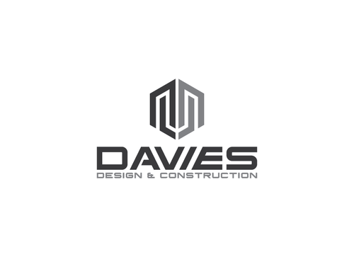 DAVIES DESIGN & CONSTRUCTION  A Logo, Monogram, or Icon  Draft # 443 by nesgraphix