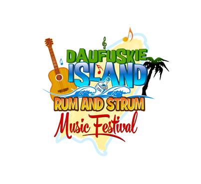 Daufuskie Island Rum and Strum Music Festival A Logo, Monogram, or Icon  Draft # 12 by ARTCO