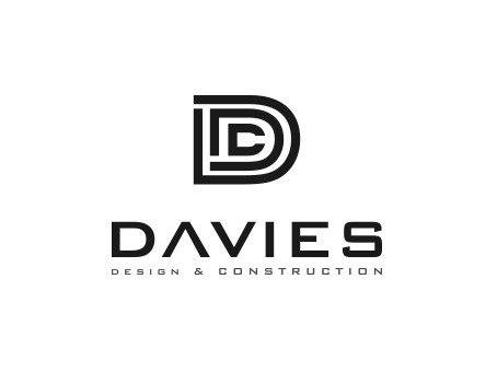 DAVIES DESIGN & CONSTRUCTION  A Logo, Monogram, or Icon  Draft # 491 by falconisty