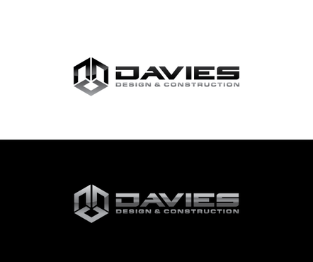 DAVIES DESIGN & CONSTRUCTION  A Logo, Monogram, or Icon  Draft # 493 by MojoeGraph