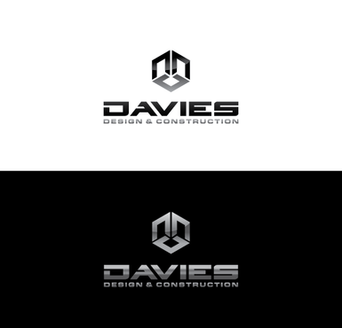 DAVIES DESIGN & CONSTRUCTION  A Logo, Monogram, or Icon  Draft # 494 by MojoeGraph