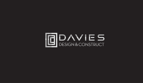 DAVIES DESIGN & CONSTRUCTION  A Logo, Monogram, or Icon  Draft # 505 by B4BEST