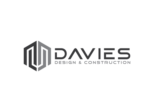 DAVIES DESIGN & CONSTRUCTION  A Logo, Monogram, or Icon  Draft # 531 by nesgraphix