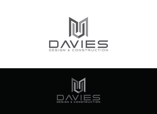 DAVIES DESIGN & CONSTRUCTION  A Logo, Monogram, or Icon  Draft # 641 by nesgraphix