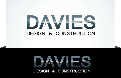 DAVIES DESIGN & CONSTRUCTION  A Logo, Monogram, or Icon  Draft # 642 by jonsmth620